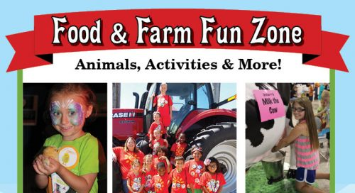 Food & Farm Fun Zone