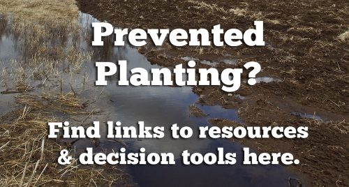 Prevented Planting Resources